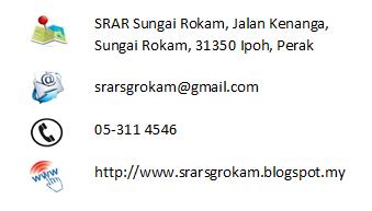 Sekolah Rendah Agama Rakyat Sungai Rokam, Ipoh, Perak