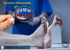 Training Programme on Cause of Death