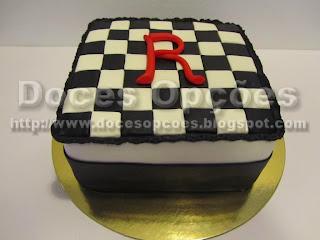 Bolo aniversário R