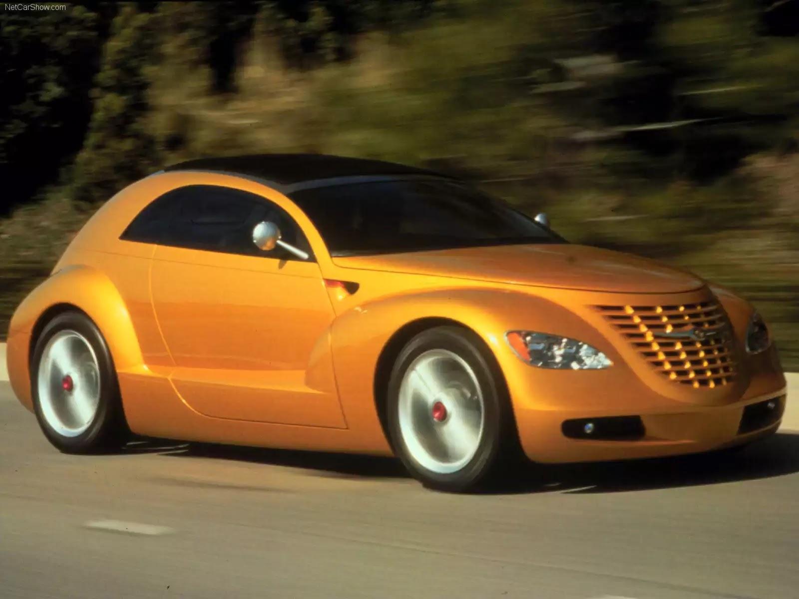 Hình ảnh xe ô tô Chrysler Pronto Cruizer Concept 1999 & nội ngoại thất