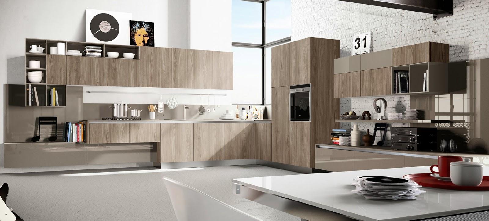 Cucina Moderna Ad Angolo : Cucina moderna ad angolo. Cucine ...