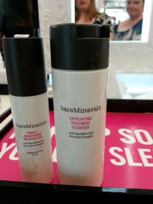 Bare Minerals Exfoliating Treatment Cleanser
