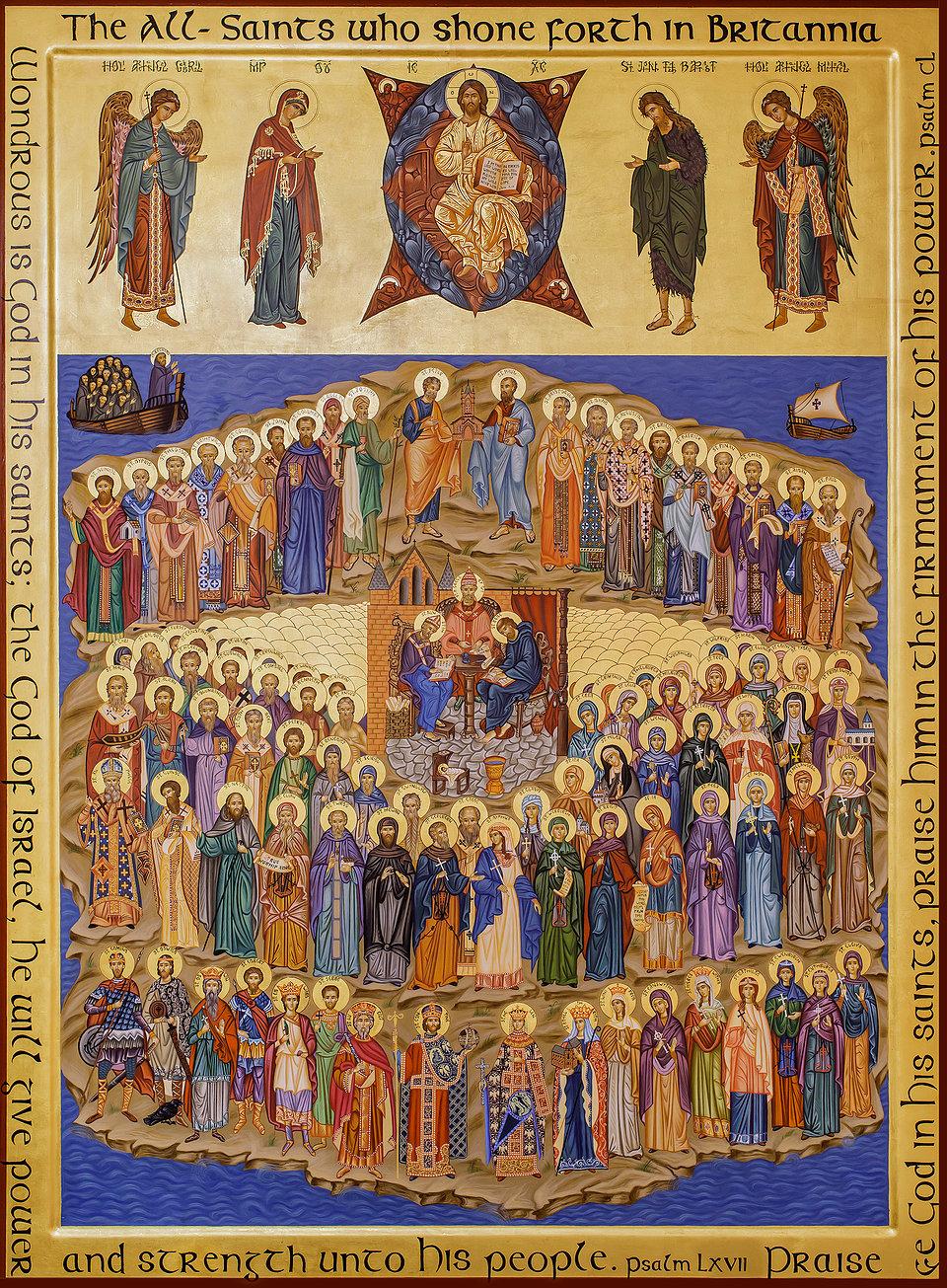 Αρχαία Ορθόδοξη Βρετανική-Κελτική Εκκλησία