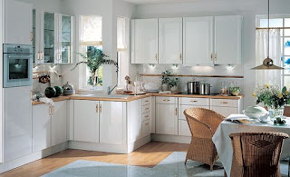 Modern Kitchen Cabinets for UK
