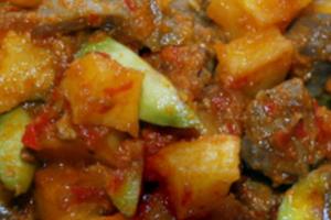 Resep Sambal Goreng Ati Ampela Ayam - Resep Masakan Spesial