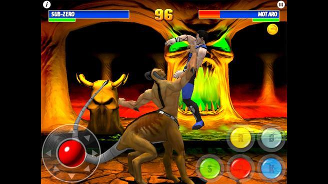 Download Game Ultimate Mortal Kombat 3 | 2013 Games Download