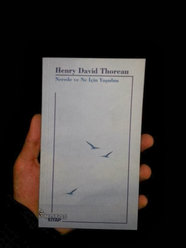 where i lived and what i lived for henry david thoreau