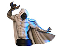 Moon Knight (Marvel Comics) Character Review - Mini Bust Product