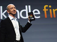 Perbandingan Amazon Kindle Fire dan iPad 2