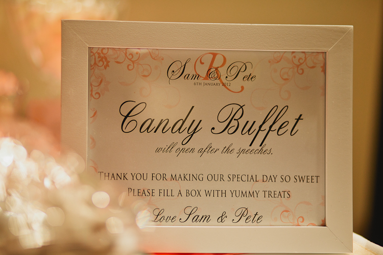 Buffet Signs Templates