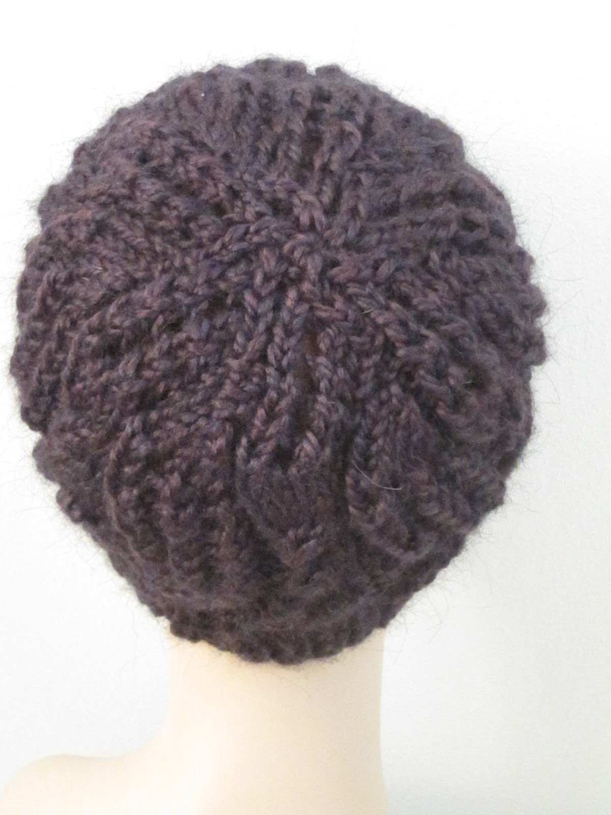 Balls to the Walls Knits: Tilting Ladder Hat