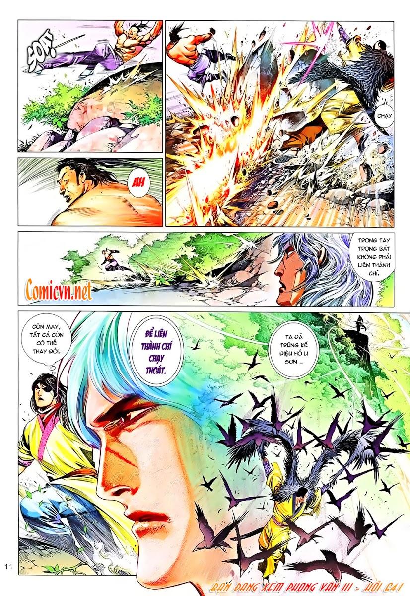 Phong Vân chap 641 Trang 11 - Mangak.info