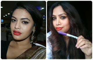 MAC SO CHAUD, RED LIPSTICK FOR DESI SKINTONES