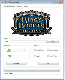 King's Bounty: Legions hack