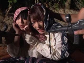 Bokep Jepang 2 Gadis Cantik Diperkosa Tentara