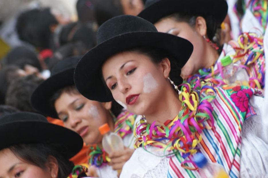 Historia y vestimenta del Carnaval Ayacuchano