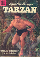 TARZAN O MAGNÍFICO - 1960
