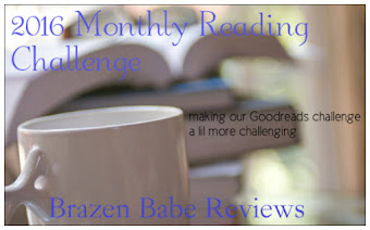 2016 Monthly Reading Challenge