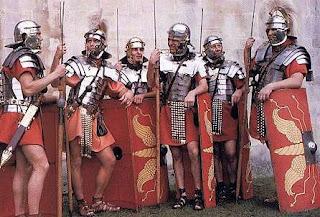 El Legionario Romano
