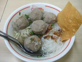 Makanan Khas Indonesia Berasal Luar Negeri - bakso