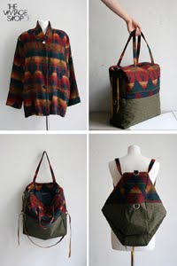 The Upcycled Bag by STILISTINN