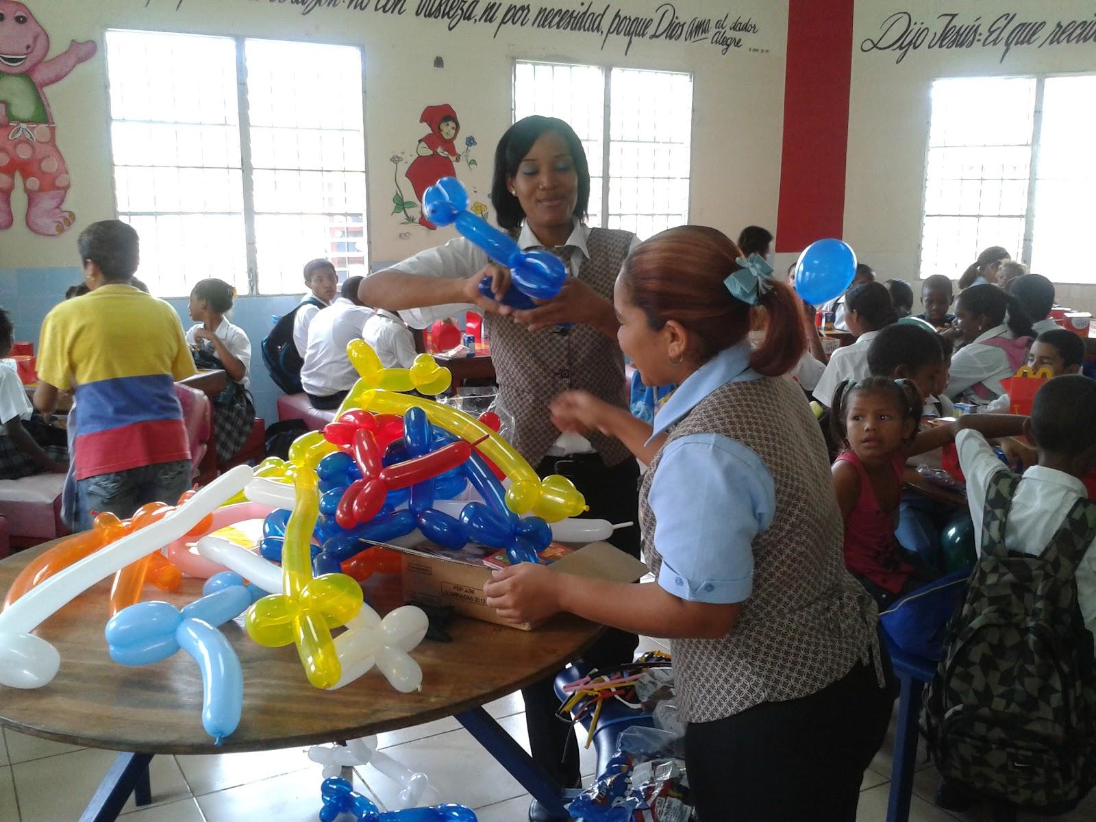 Dutary s creando sonrisas a ni os de comedor infantil en for Comedor infantil