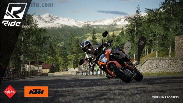 Ride Screenshot 1