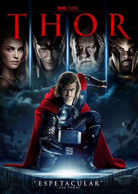 Filme Thor Dublado AVI BDRip