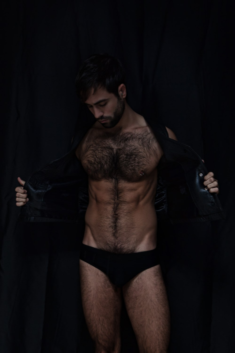 Jon Gomez by Joan Crisol for Homotography