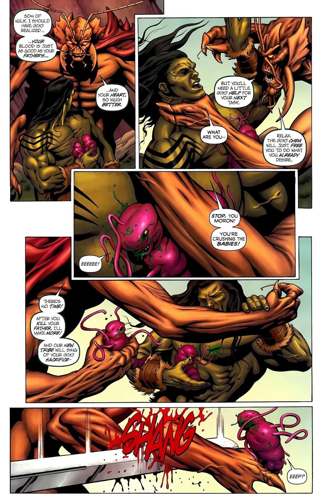 Incredible Hulks (2010) Issue #625 #15 - English 19