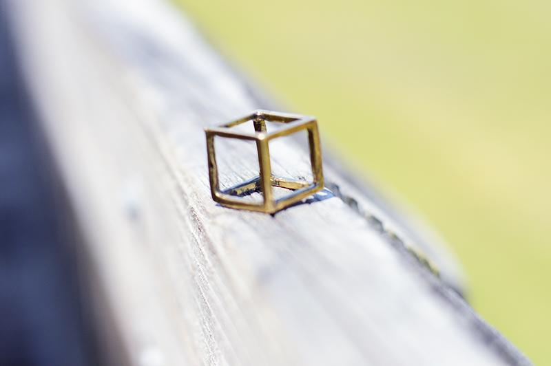 efoxcity cube ring