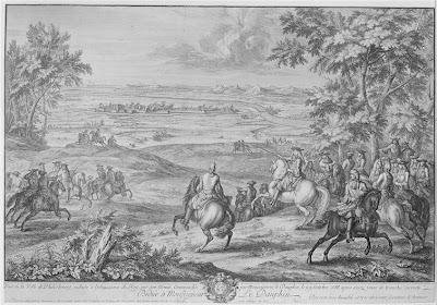 La prise de Philisbourg par Monseigneur le 29 octobre 1688.