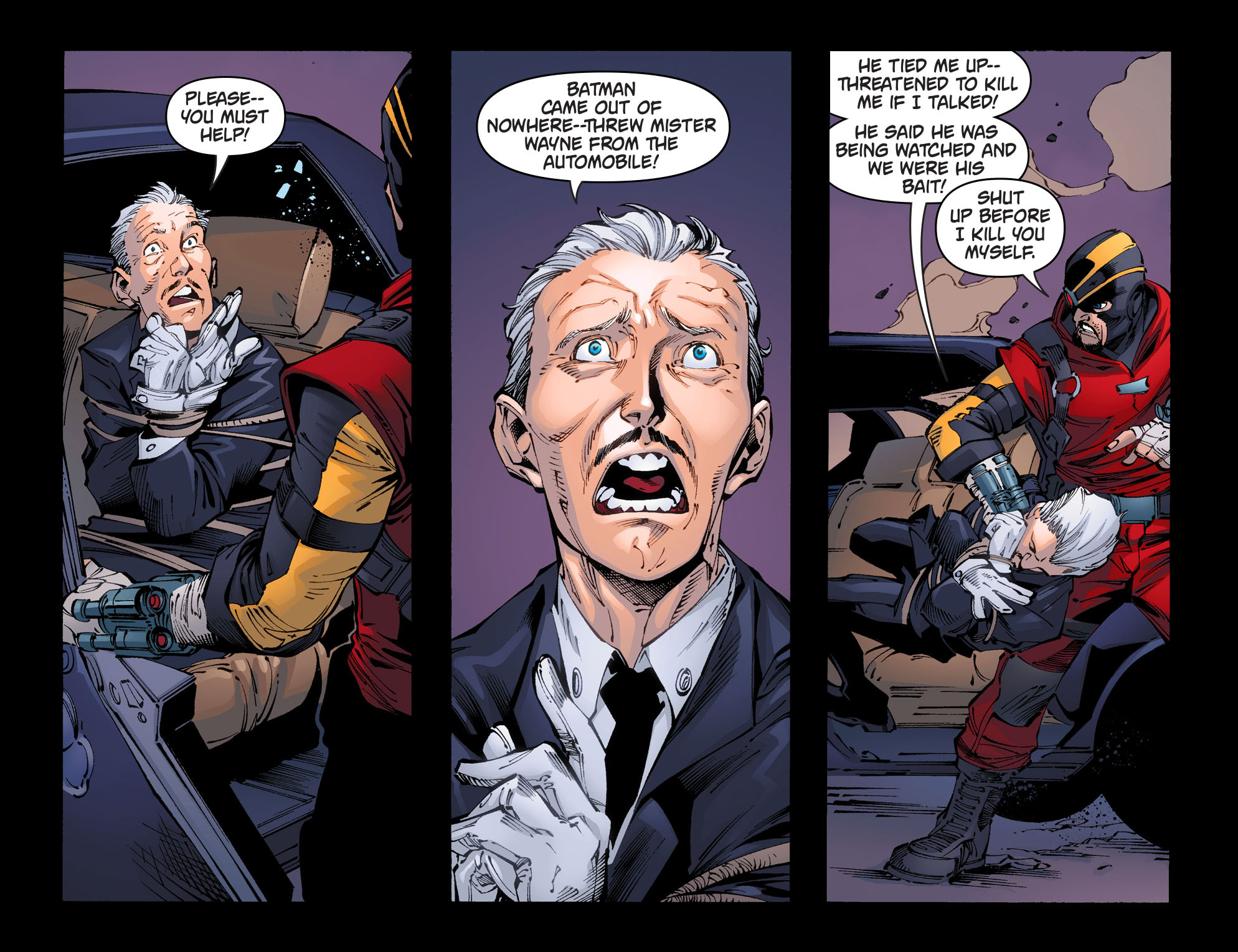 Batman: Arkham Knight [I] Issue #22 #24 - English 4