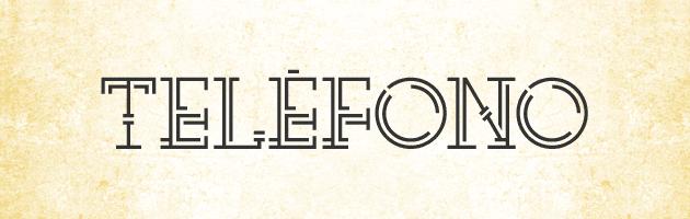 途切れたラインで構成されたお洒落なフォント | オシャレな飾り文字フリーフォント。無料でダウンロード出来て商用利用可。