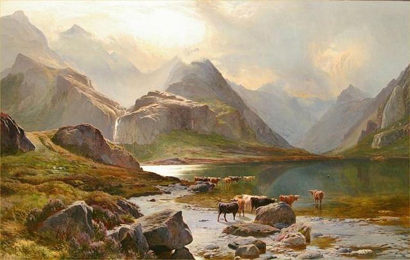 Dom Donald S Blog St Columba On The Misty Isle Of Skye