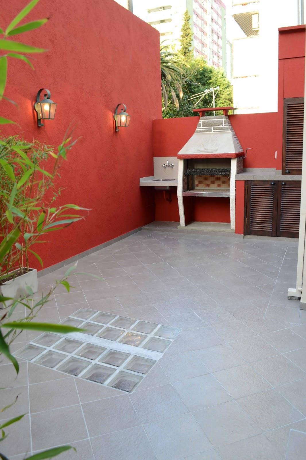Casas De Decoracion En Caballito ~   CON PISOS DE MADERA Y TRABAJOS DE DECORACI?N EN PAREDES TEXTURADAS