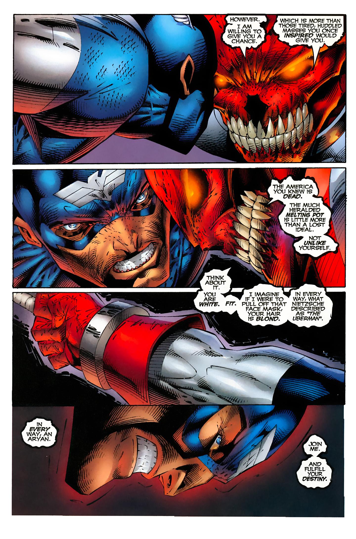 Captain America (1996) Issue #4 #4 - English 11