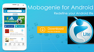 MoboGenie-Market-Android-logo