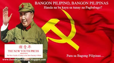For the Filipino People, For the New Philippines