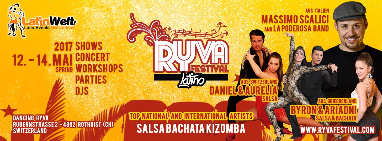 Ryva Festival Latino