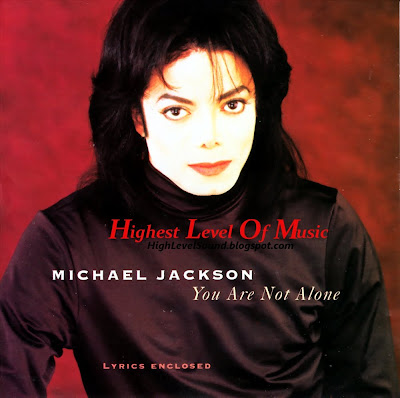Michael Jackson - You Are Not Alone-(CDS)-1995-hlm