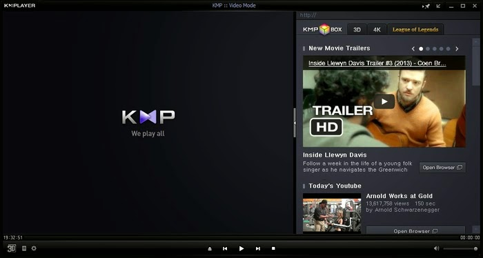 Download KMPlayer Gratis Full Version For Windows