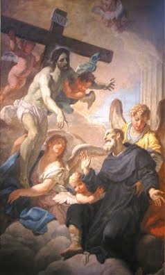 MAY 16 - St Peregrine - Patron Saint of cancer patients and life threatening diseases