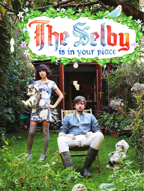 the selby - book