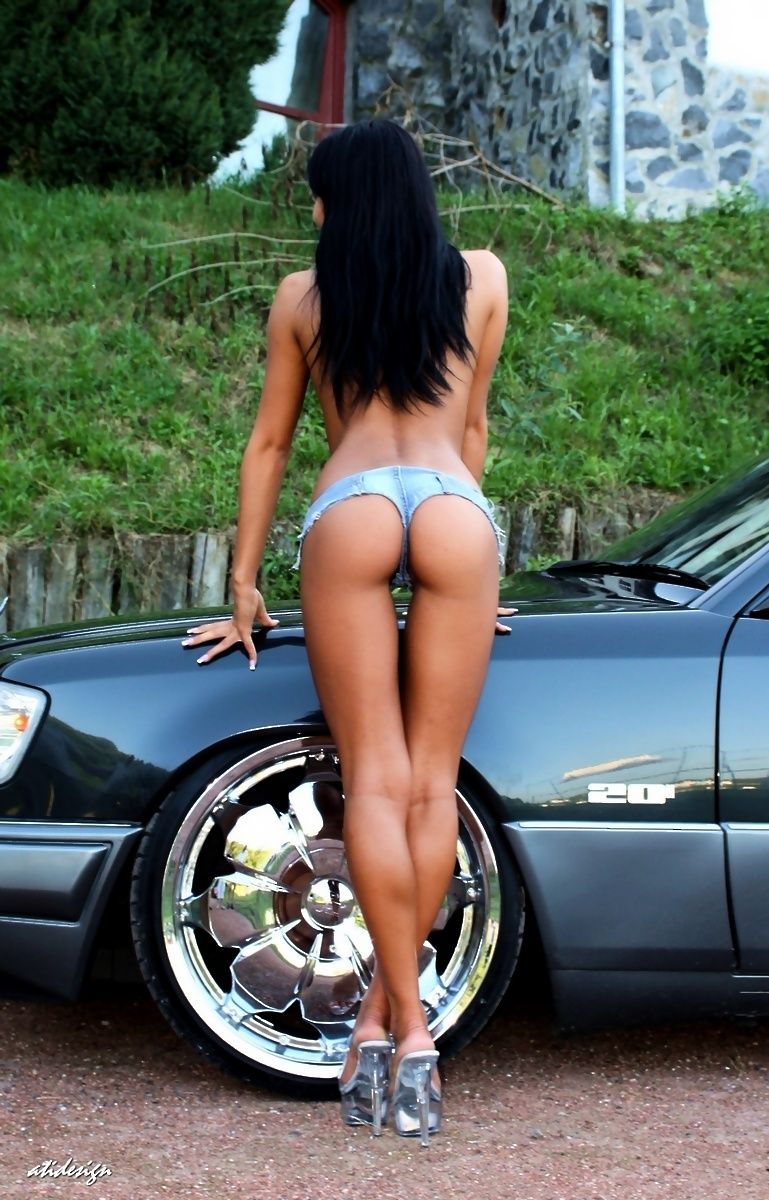 from Zander sexy women on cars