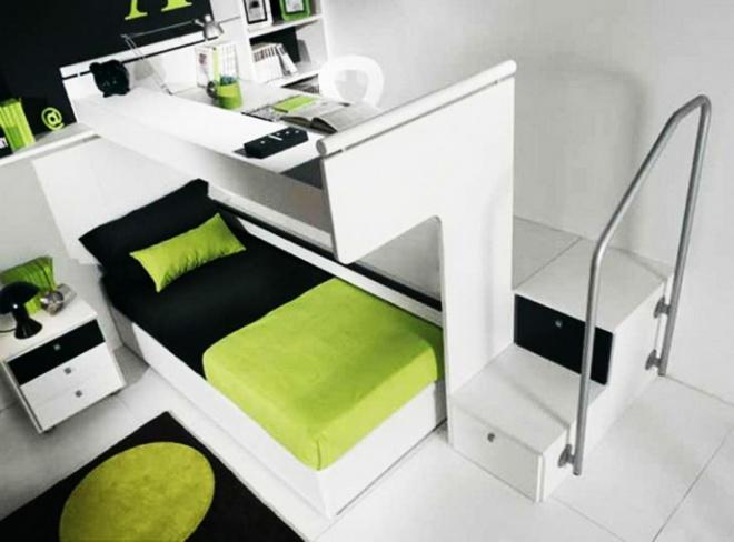 desain tempat tidur anak minimalis sealkazz blog