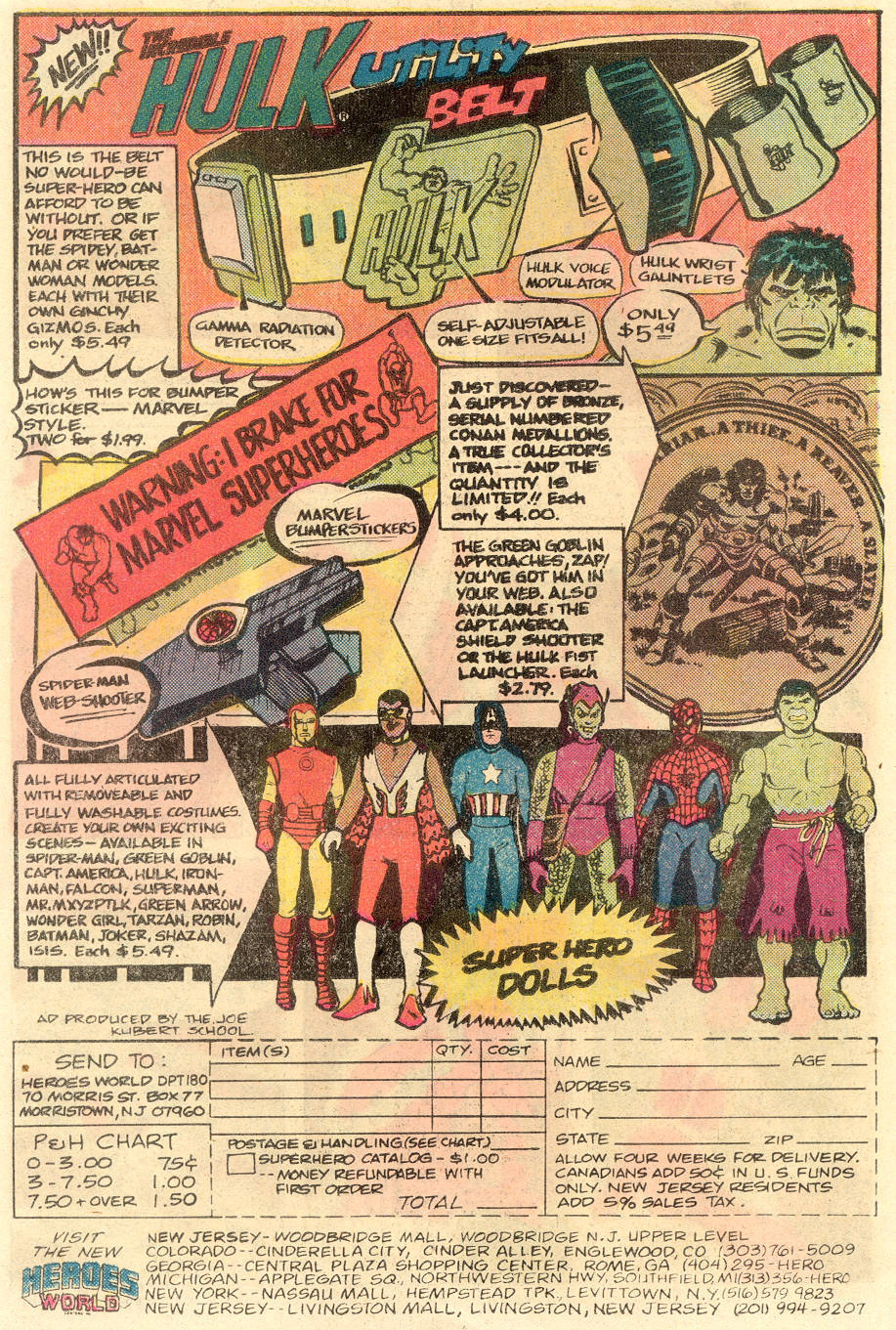 Conan the Barbarian (1970) Issue #109 #121 - English 21