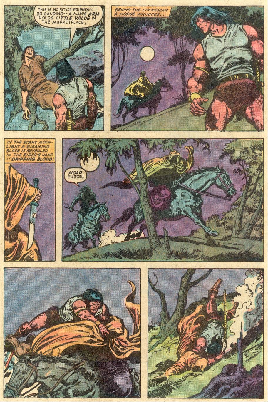 Conan the Barbarian (1970) Issue #149 #161 - English 4