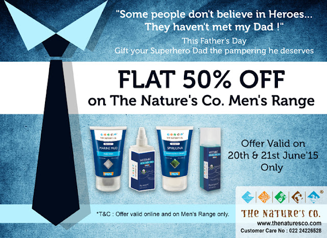 The Nature's Co.: Monsoon Updates – Father's Day exclusive, BeautyWish Box Released and more.