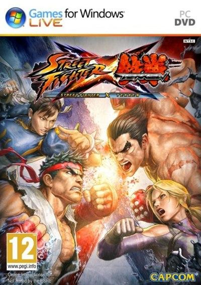 Street Fighter X Tekken PC Full Español 2012 Skidrow Descargar DVD5